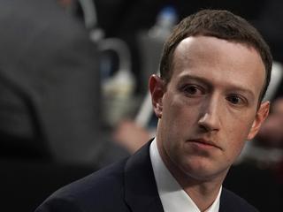 Gesprek Zuckerberg bij Europarlement achter gesloten deuren