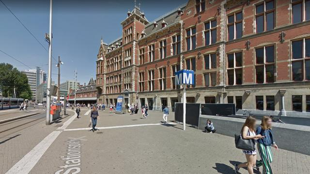 Politie pakt twee mannen op in Bussum na stelen bagage op Amsterdam CS