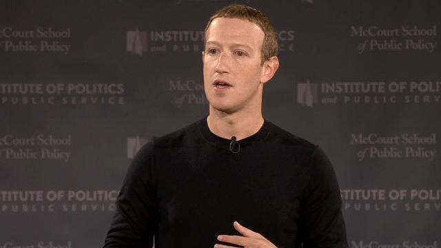 Facebook bant bedrijf dat mensen zou hersenspoelen