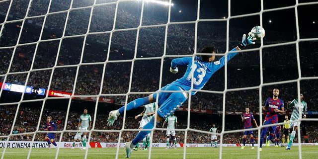 Trefzekere Griezmann: 'Probeerde Messi na te doen bij tweede doelpunt'