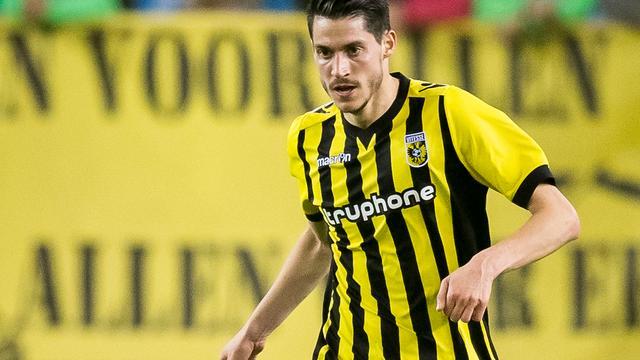 'Feyenoord en Vitesse dicht bij akkoord over transfer Vejinovic'