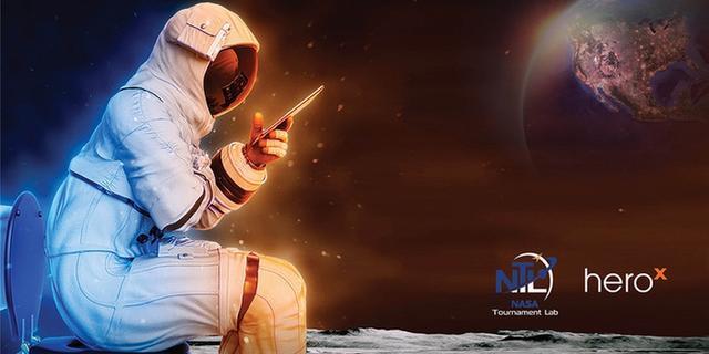 NASA komt met uitdaging: ontwerp een toilet voor op de maan