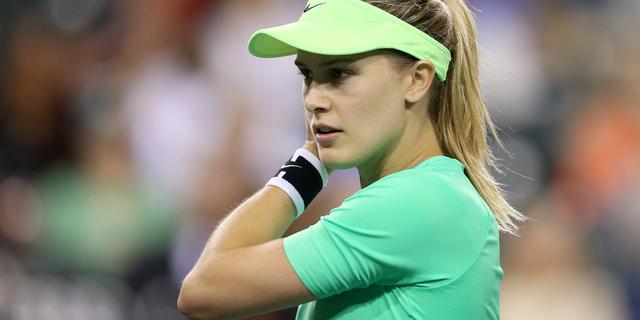 Bouchard: 'Valsspeler Sharapova verdient levenslange schorsing'
