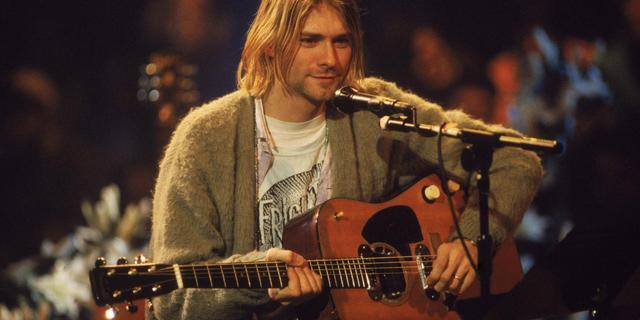 Zes haren van Kurt Cobain leveren bijna 12.000 euro op bij veiling