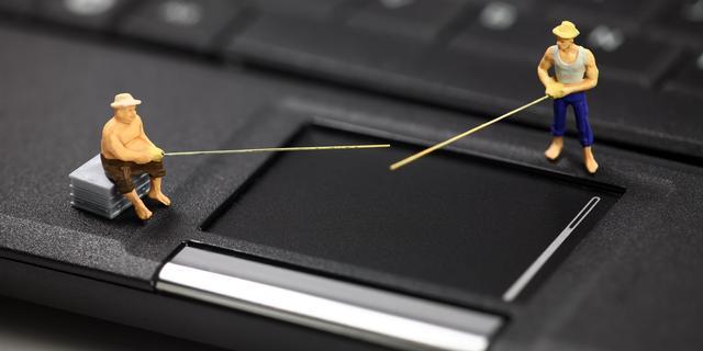 Beheerder van het .nl-domein ziet grote stijging phishingwebsites