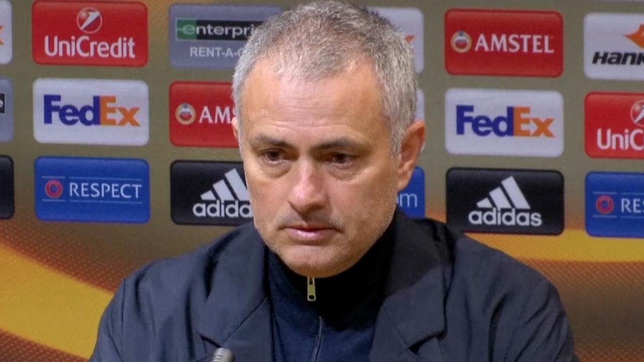 Mourinho hekelt 'te ontspannen' United-spelers