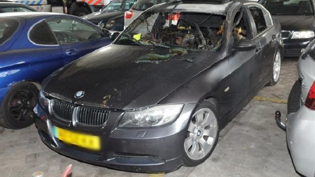 Politie onderzoekt mogelijk verband autobrand en dodelijk schietincident Rotterdam