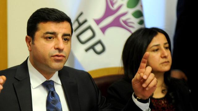 Turkse premier annuleert gesprekken met pro-Koerdische partij HDP