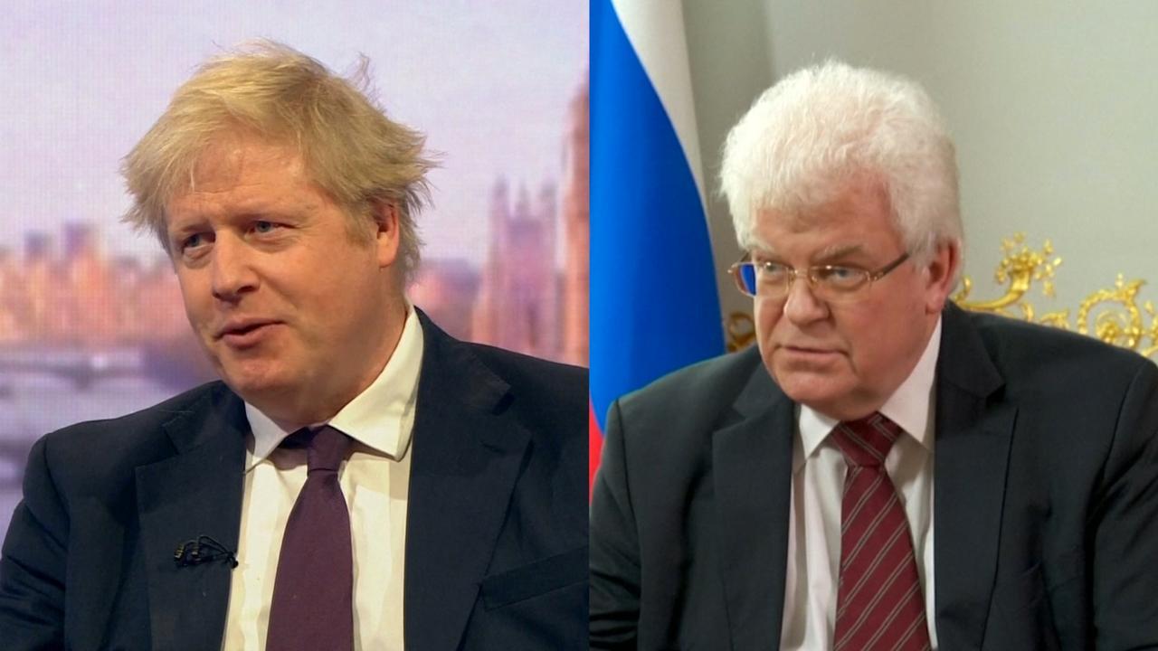Ambassadeur Rusland: 'Brits lab zou bron zenuwgas kunnen zijn'