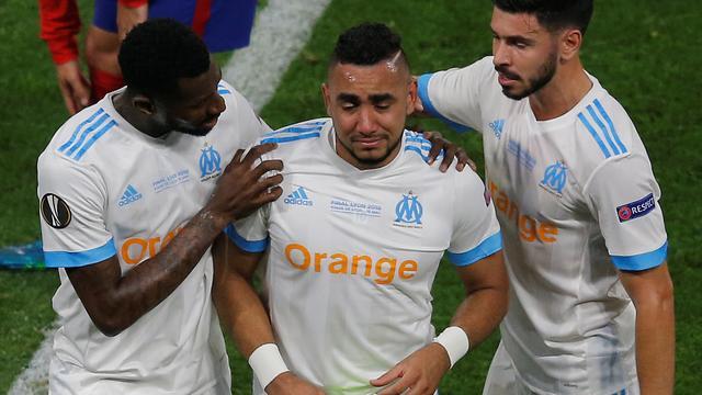 Marseille-trainer García baalt van uitvallen Payet in verloren EL-finale