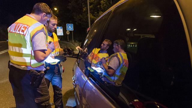 Duitsland gaat door met controles aan Oostenrijkse grens