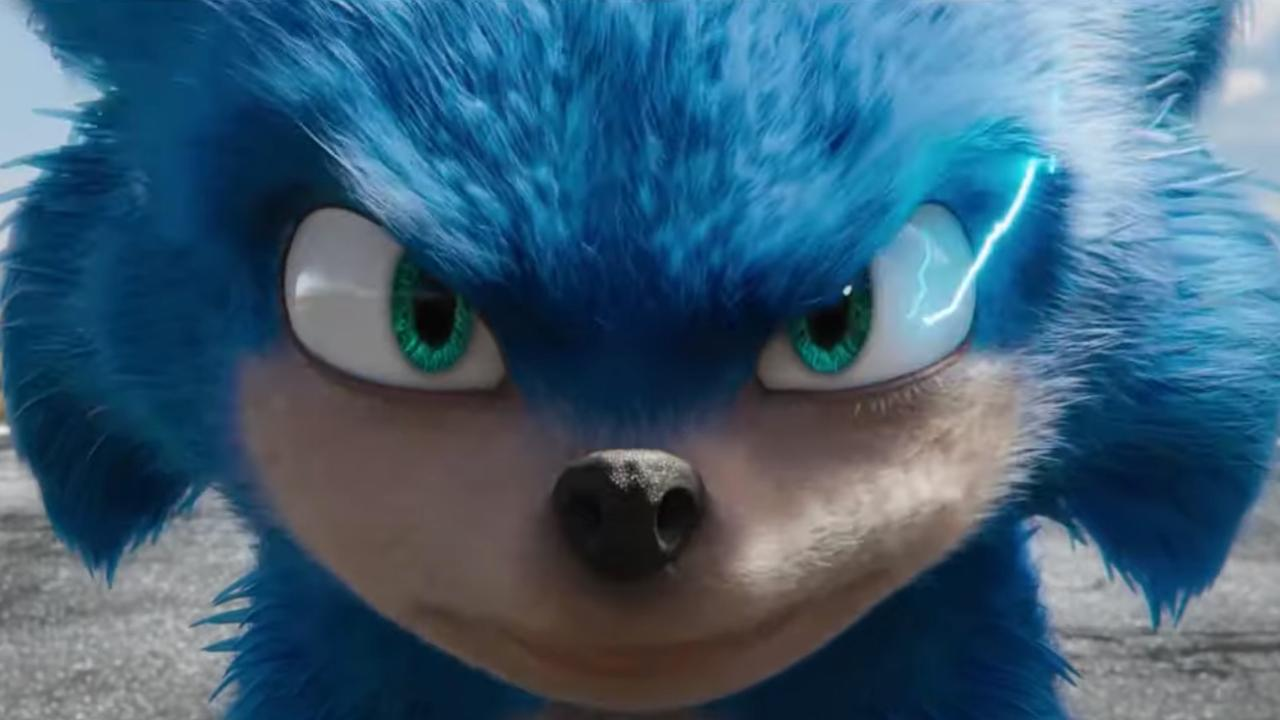 Jim Carrey zit achter Sonic aan in trailer Sonic the Hedgehog