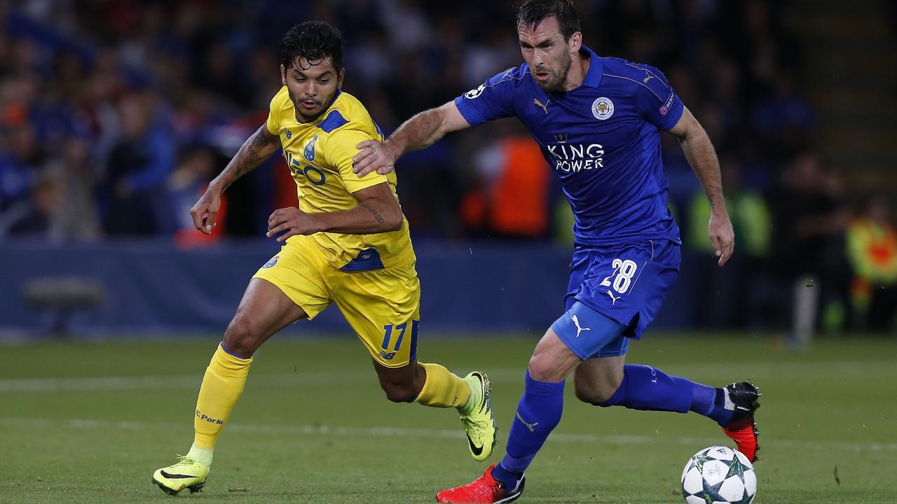 Samenvatting Leicester City-FC Porto (1-0)