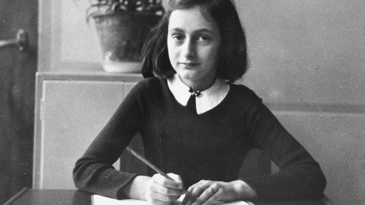 Historische beelden: Anne Frank 75 jaar geleden ondergedoken