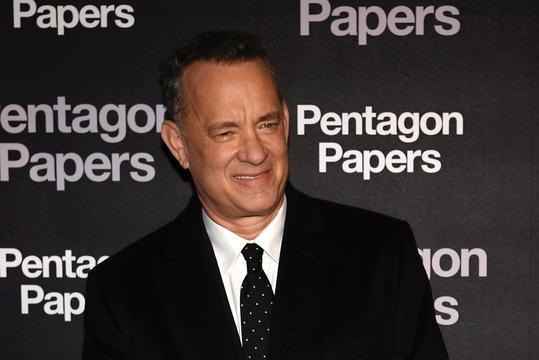 'Tom Hanks speelt Nederlandse manager van Elvis Presley in nieuwe film'