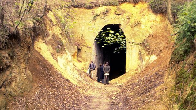 Verdwaalde studenten zitten 20 uur vast in grot