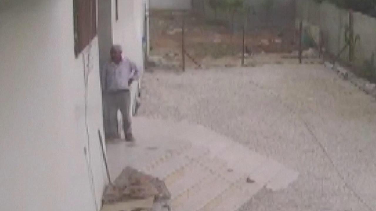 Man ontsnapt aan mortiergranaat in Turkije