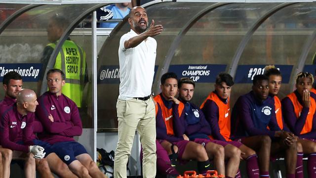 Real Madrid in oefenduel hard onderuit tegen Manchester City