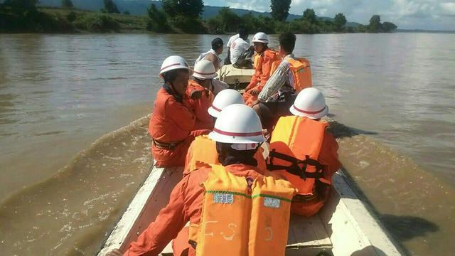 Zeker twintig doden door kapseizen veerboot in Myanmar