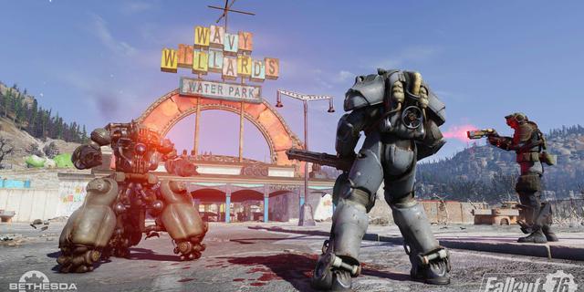 EU keurt overname van Fallout-maker Bethesda door Microsoft goed