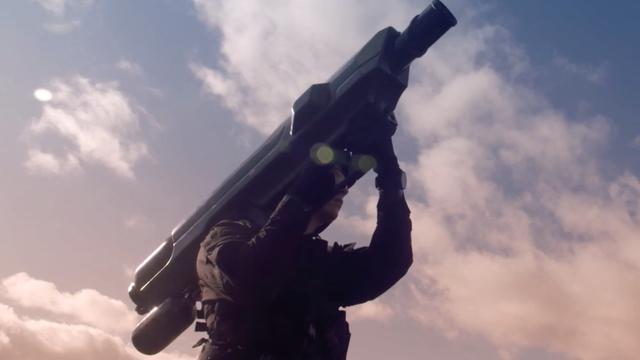 Bedrijf ontwikkelt bazooka tegen ongewenste drones