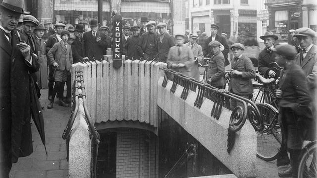 Grondige opknapbeurt voor ondergronds toilet Grote Markt