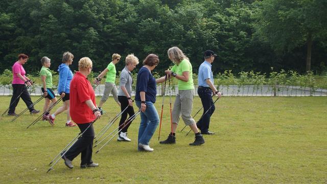 Kinderen maken kennis met sport bij open dag Vierhoven