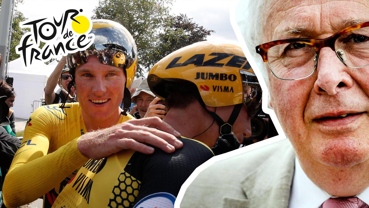 Mart Smeets: 'Oud-wielrenner brein achter Nederlandse zege'