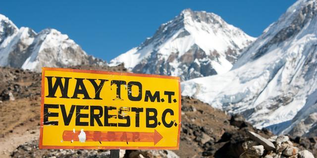 Goed nieuws: Records voor tuincentra | Mount Everest-top vaker bereikt