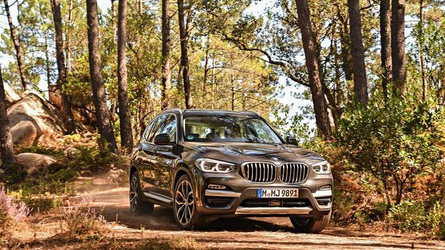 BMW kondigt dieselupdates voor modeljaar 2018 aan