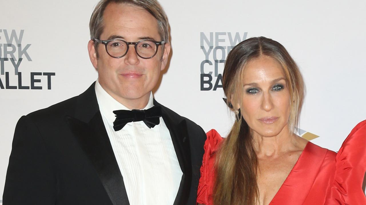 Sarah Jessica Parker and Matthew Broderick together again on stage after 25  years - Teller Report