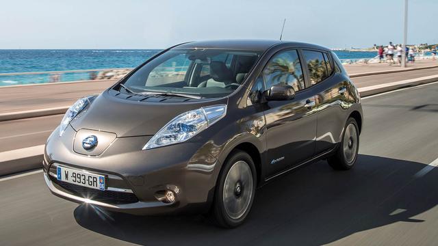 Nissan prijst Leaf met 30 kWh-batterij