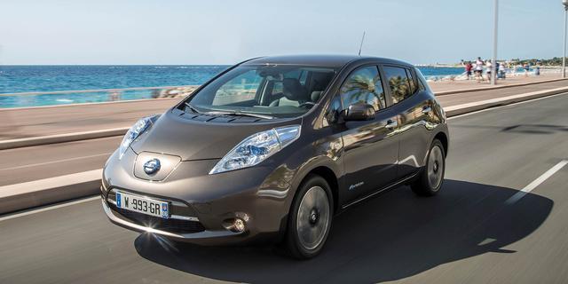 'Elektrische auto van Nissan eenvoudig te hacken'