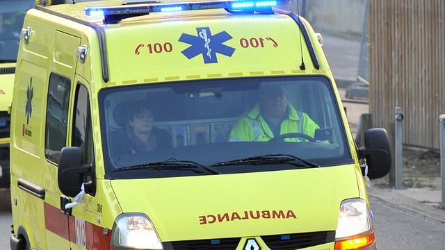 Uit raam gegooide kinderen in België buiten levensgevaar
