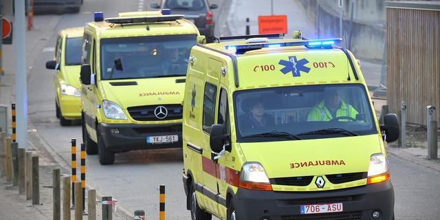 Twee doden na kapseizen Nederlands zeiljacht voor kust Oostende