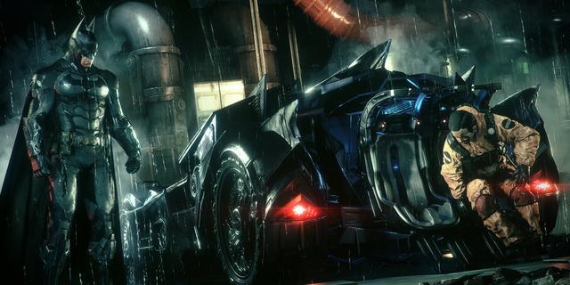 Pc-versie Batman: Arkham Knight weer te koop op 28 oktober