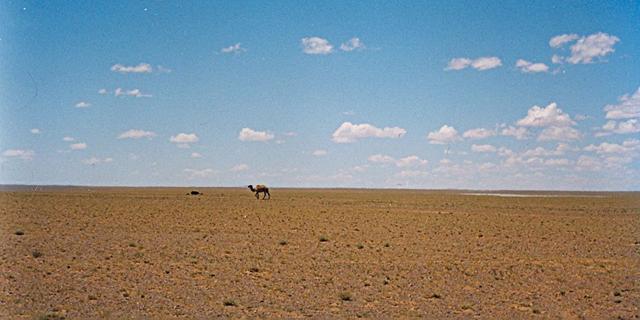 'Centraal-Azië heeft oudste woestijnen ter wereld'