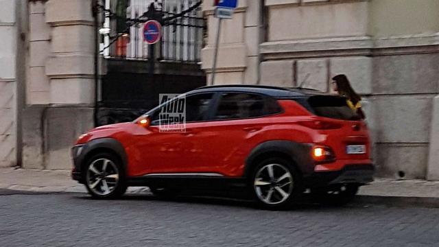Hyundai Kona voor het eerst volledig te zien