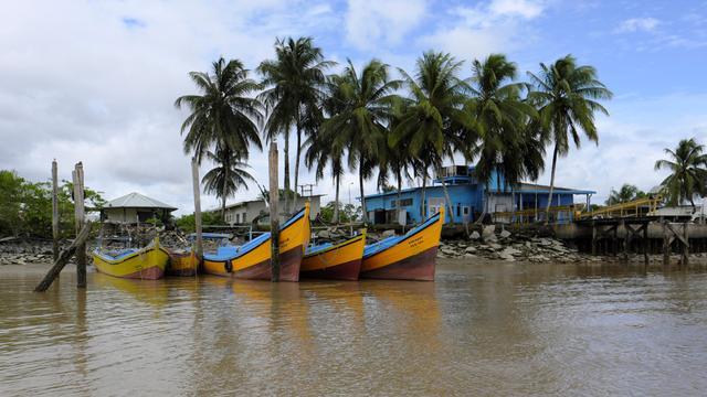 Man aangeklaagd om aanval vissers voor Surinaamse kust