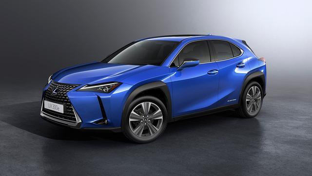 Eerste volledig elektrische Lexus kost bijna 50.000 euro
