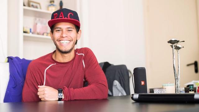 Interview Allemaal Utrechters: Pablo Castellanos uit Aruba