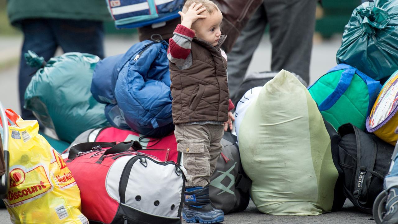 Vluchtelingen dinsdag naar nieuwe opvang in Marnixstraat