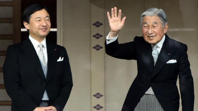 'Japanse keizer kan afstand doen van troon'