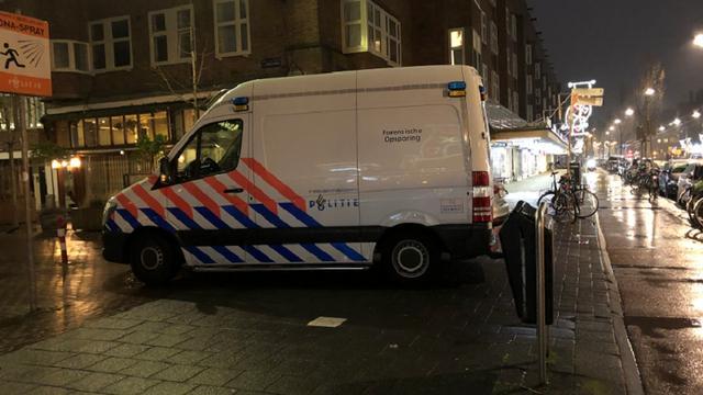 Twee explosieven afgegaan in Amsterdam-West en Sloterdijk