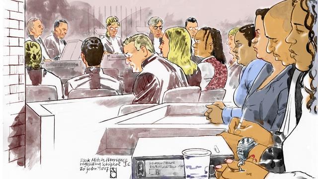 Agenten in zaak-Henriquez: we zijn al genoeg gestraft