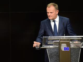 EU-president Tusk verwacht dat AK-partij aan vertrouwen van samenleving bouwt