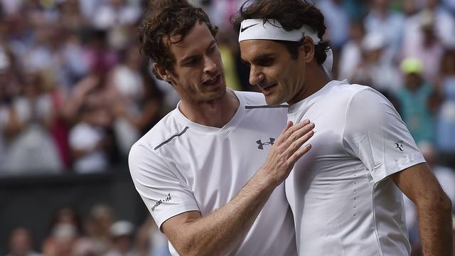 Dolgelukkige Federer had langere partij verwacht tegen Murray