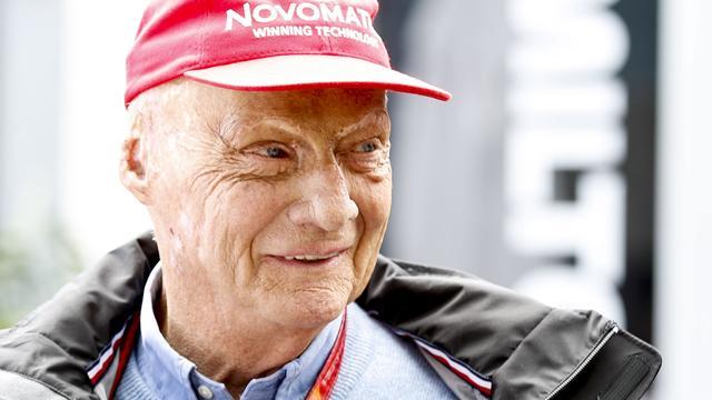 Herstelde Lauda wil Mercedes naar zesde wereldtitel leiden