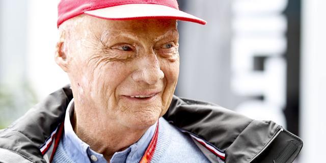 Grieperige Formule 1-legende Lauda 'uit voorzorg' op intensive care