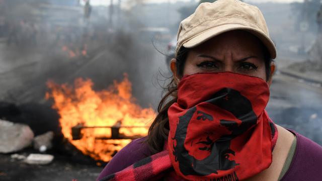 Rellen in Honduras door onduidelijkheid over verkiezingsuitslag